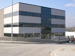 Anadambur s a venta y alquiler de inmuebles for Oficinas de dhl en barcelona